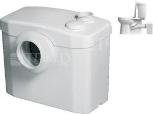 SANIBROY Silence sanitární kalové čerpadlo pro WC