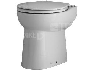 SANICOMPACT 43 Eco Silence kompaktní WC s čerpadlem