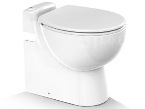 SANICOMPACT Pro Eco Silence kompaktní WC s čerpadlem