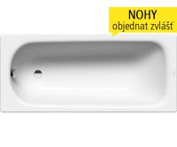 Saniform Plus vana ocelová 3,5 mm 160 x 70 x 41 cm 362-1, bílá, 111700010001, Kaldewei