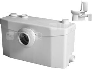 SANIPLUS Silence sanitární kalové čerpadlo