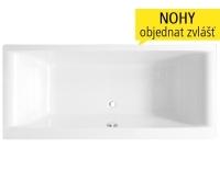 Savona vana akrylátová 180 x 80 cm, bílá, 8980000, Roltechnik