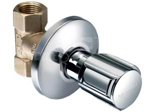 Schell COMFORT podomítkový ventil 1