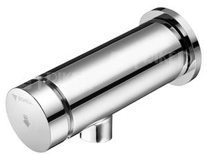 Schell PETIT SC umyvadlová baterie nástěnná samouzavírací na studenou vodu, chrom
