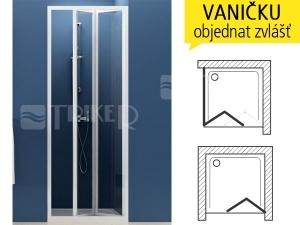 SDZ2 sprchové dveře