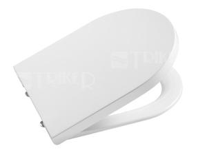 Sedátko Inspira Round Compact se zpomalovací mechanismus