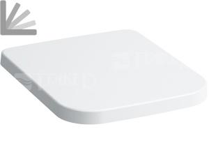 Sedátko Laufen Pro S se zpomalovacím mechanismem bílé