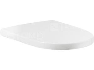 Sedátko Meridian Compact se zpomalovacím mechanismem bílé