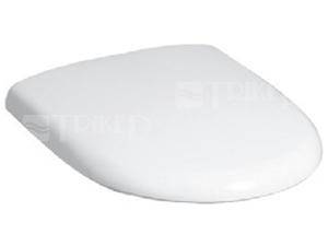Sedátko Renova Nr.1 duroplastové, odnímatelné bílé