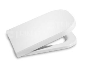 Sedátko The Gap Compact se zpomalovacím mechanismem bílé