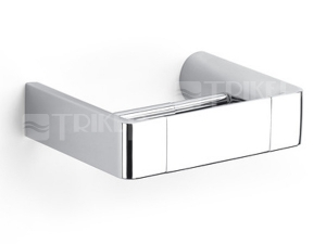 Select držák toaletního papíru, leštěný kov