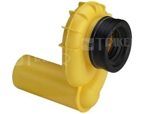 Sifon pisoárový odsávací 3233.9 zadní odpad 50mm