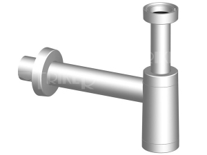 Sifon umyvadlový bez výpusti P-967/I DN40 plast