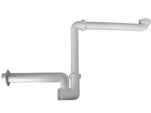 Sifon umyvadlový HL137 nábytková/pro TP