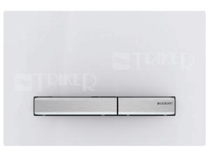 Sigma50 NEW ovládací tlačítko Alpská bílá