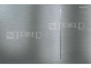 Sigma70 ovládací tlačítko, nerezová ocel kartáčovaná
