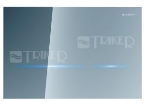 Sigma80 ovládací tlačítko bezdotykové zrcadlové sklo