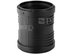 Silent-PP hrdlo dvojité 110 mm