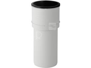Silent-PP hrdlo přímé pro WC 110 mm