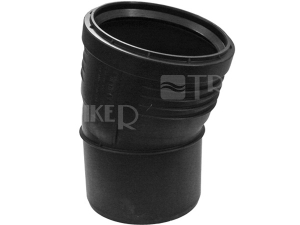 Silent-PP koleno 15° 110 mm