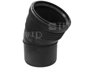 Silent-PP koleno 30° 110 mm