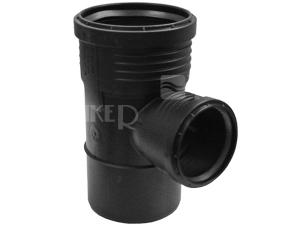Silent-PP odbočka 87,5° 110/100 mm