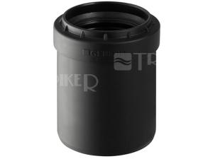 Silent-PP redukce centrická krátká 50/40mm