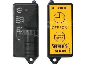 SLD 03 dálkové ovládání pro splachovače Sanela - infračervené