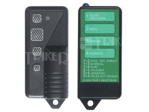 SLD 05 Dálkové ovládání pro nastavení parametrů mincovních automatů