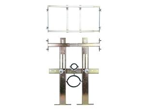 SLR 03N montážní rám pro závěsné WC se splachovačem SLW01NK