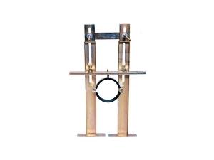 SLR 03Z montážní pro závěsné WC pro předezdění (pro automatický splachovač)