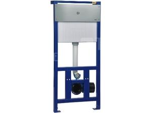 SLW 02PA Piezo splachovač WC se speciálním antivandalovým krytem, nerez
