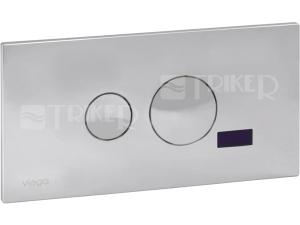 SLW 05F automatický splachovač WC pro montážní rámy Viega, 24V DC