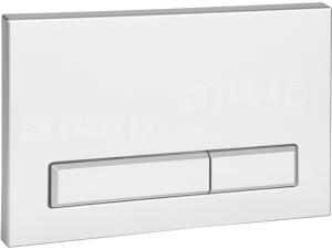 SLW 50 ovládací tlačítko do rámu SLR 21, bílé