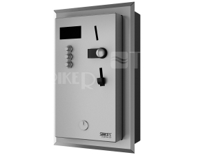 SLZA 01MZ mincovní automat pro 1 až 3 sprchy, do zdi, přímé ovládání