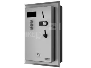 SLZA 01NZ mincovní automat pro 1 až 3 sprchy, do zdi, interaktiviní ovládání