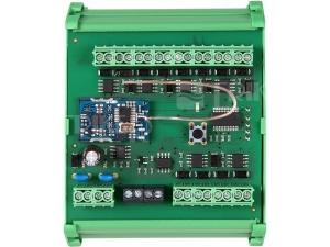 SLZA 15 Rozdělovač ventilů pro použití v sadě s SLZA 02xx