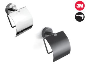 SLZN 09 Držák na WC papír nerezový, lesklý