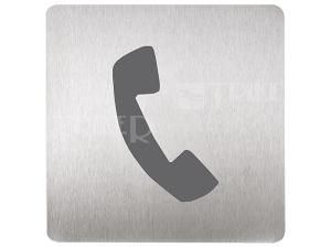 SLZN 44C Piktogram telefon 120 x 120 mm