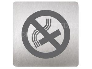SLZN 44F Piktogram zákaz kouření 120 x 120 mm