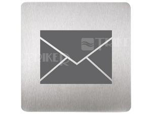 SLZN 44L Piktogram poštovní schránka 120 x 120 mm