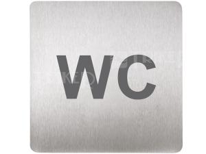SLZN 44T Piktogram WC 120 x 120 mm