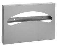 SLZN 66 Nerezový zásobník papírových podložek na WC sedátka, matný, 95660, Sanela