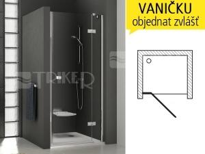 SMSD2 sprchové dveře
