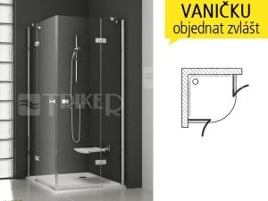 SMSRV4 sprchový kout