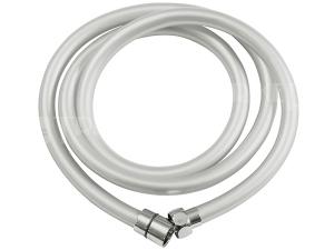 SOFT hadice sprchová 150 cm stříbrná/matná