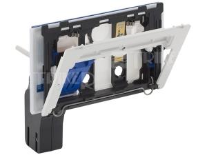 Souprava s otvorem pro vhazování tablet k nádržím Geberit Sigma 12 cm