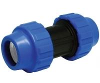 Svěrná spojka přímá STP 20 x 20 mm, 701020A, STP Fittings