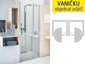 TDN1 sprchové dveře