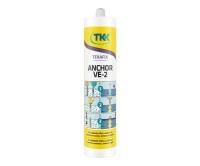 Tekafiks VE-2 chemická kotva 300 ml + 2 špice, 1340, TKK
